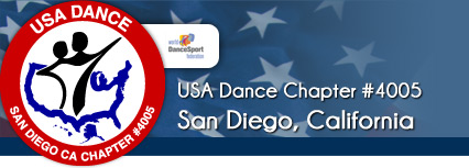 USA Dance (San Diego) Chapter #4005